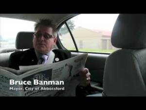 Banman Abbotsford News ad