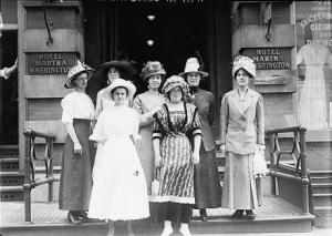 Suffragettes-Martha-Washington