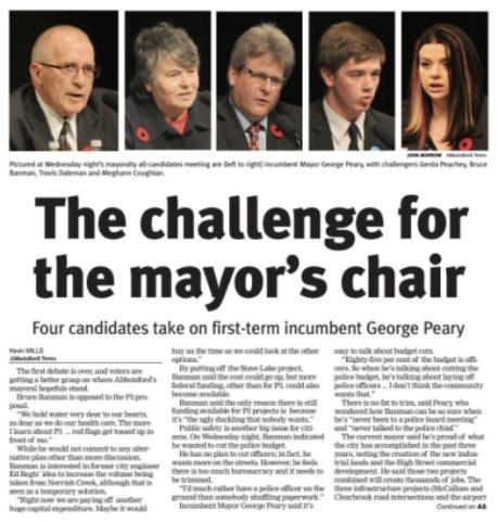 Abb News, Nov. 4, 2011